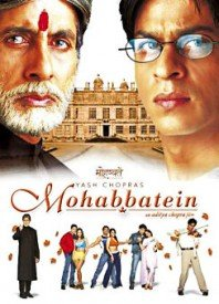 Mohabbatein (2000) Songs Lyrics