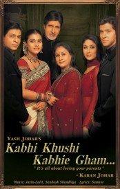 Kabhi Khushi Kabhie Gham... (2001) Songs Lyrics