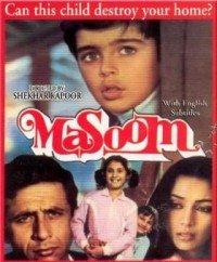 Masoom (1983) Songs Lyrics