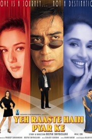 Yeh Raaste Hain Pyaar Ke (2001) Songs Lyrics