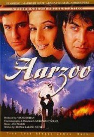 Aarzoo (1999) Songs Lyrics