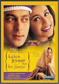 Kahin Pyaar Na Ho Jaaye (2000) Songs Lyrics