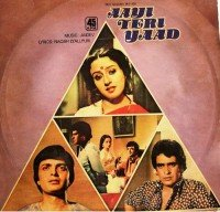 Aayi Teri Yaad (1980) Songs Lyrics