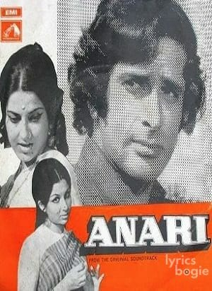 Anari (1975) Songs Lyrics & Videos - LyricsBogie
