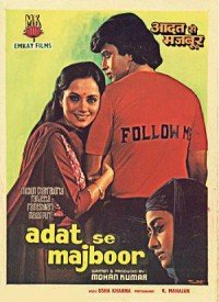 Aadat Se Majboor (1982) Songs Lyrics