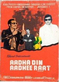Aadha Din Aadhee Raat (1977) Songs Lyrics