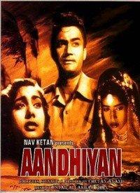 Aandhiyan (1952) Songs Lyrics