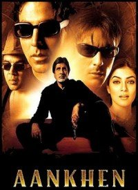 Aankhen (2002) Songs Lyrics