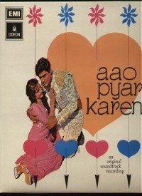 Aao Pyaar Karen (1964) Songs Lyrics
