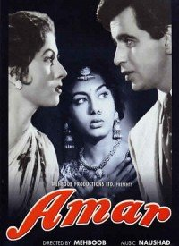 Amar (1954) Songs Lyrics