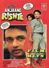 Anjaane Rishte (1989) Songs Lyrics