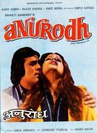Anurodh (1977) Songs Lyrics