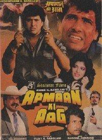 Apmaan Ki Aag (1990) Songs Lyrics
