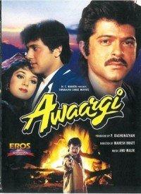 Awaargi (1990) Songs Lyrics
