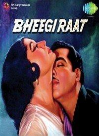 Bheegi Raat (1965) Songs Lyrics