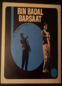 Bin Badal Barsaat (1963) Songs Lyrics