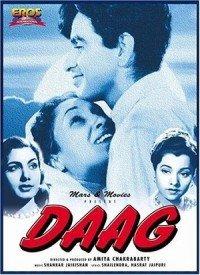 Daag (1952) Songs Lyrics