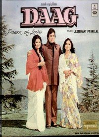 Daag: A Poem Of Love (1973) Songs Lyrics