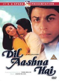Dil Aashna Hai (1992) Songs Lyrics