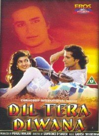 Dil Tera Diwana (1996) Songs Lyrics