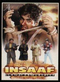 Insaaf: The Final Justice (1997) Songs Lyrics