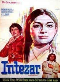 Intezar (1973) Songs Lyrics
