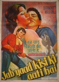 Jab Yaad Kisi Ki Aati Hai (1967) Songs Lyrics