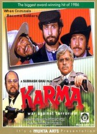 Karma (1986) Songs Lyrics