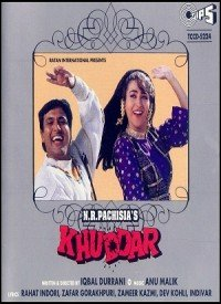 Khuddar (1994) Songs Lyrics