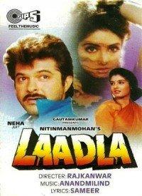 Laadla (1994) Songs Lyrics