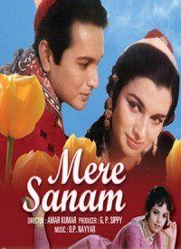 Mere Sanam (1965) Songs Lyrics   Latest Hindi Songs Lyrics