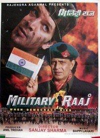 Military Raaj (1998) Songs Lyrics