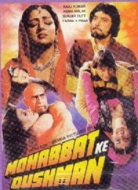 Mohabbat Ke Dushman (1988) Songs Lyrics