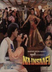 Na-Insaafi (1989) Songs Lyrics