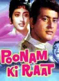 Poonam Ki Raat (1965) Songs Lyrics