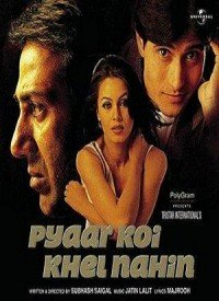 Pyaar Koi Khel Nahin (1999) Songs Lyrics