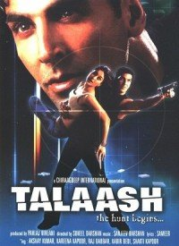 Talaash: The Hunt Begins... (2003) Songs Lyrics