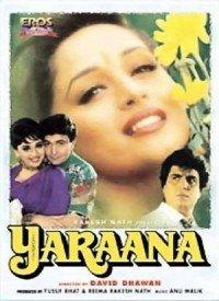 Yaraana (1995 film) alchetron, the free social encyclopedia.