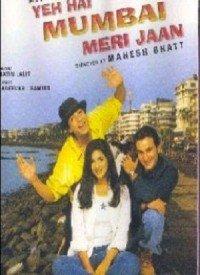 Teri Chahat Ke Deewane Lyrics | Yeh Hai Mumbai Meri Jaan