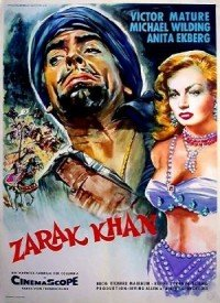 Zarak Khan (1963) Songs Lyrics