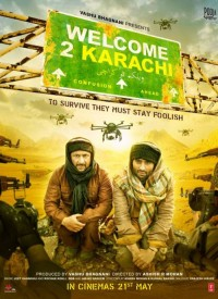 Welcome To Karachi (2015) Songs Lyrics