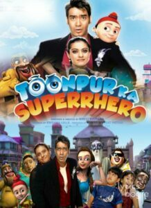 Toonpur Ka Super Hero (2010)