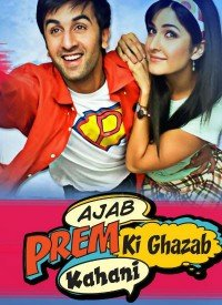 Ajab Prem Ki Ghazab Kahani (2009) Songs Lyrics