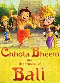 Chhota Bheem And The Throne Of Bali (2013) Songs Lyrics