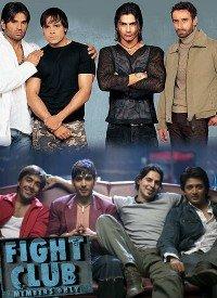 Zayed Khan In Fight Club Fight Club: Mem...