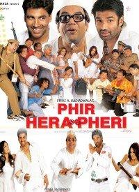 Phir Hera Pheri (2006) Songs Lyrics