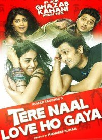 Tere Naal Love Ho Gaya (2012) Songs Lyrics