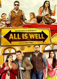 All Is Well (2015) Watch Online Free Hindi Movie