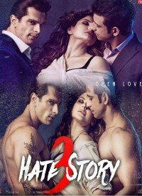 Hate Story 3 2015 Hindi WEB-DL 480p 350MB MKV