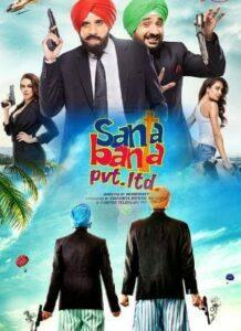 Santa Banta Pvt Ltd (2016)